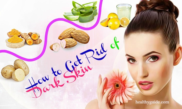 13 Tips How to Get Rid of Dark Skin on Face Knees Neck Elbows under Arms