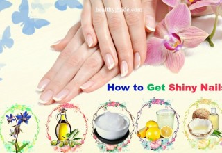 17 Tips How to Get Shiny Nails without Polish Fast & Naturally at Home