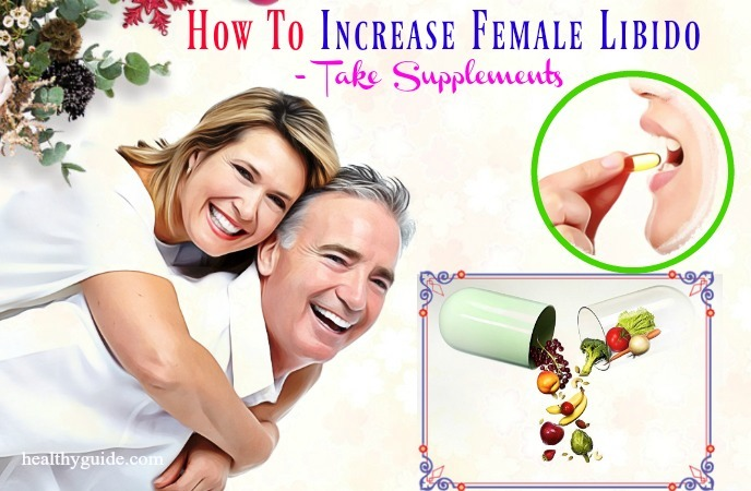 how to increase female libido