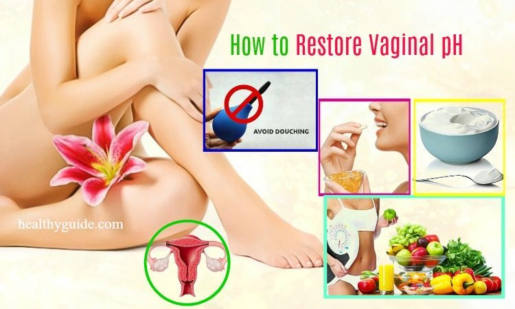 9 Tips on How to Restore Vaginal pH Naturally and Fast at Home