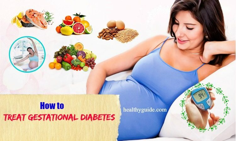 17 Tips How to Treat Gestational Diabetes Fast Naturally with Diet in Pregnancy