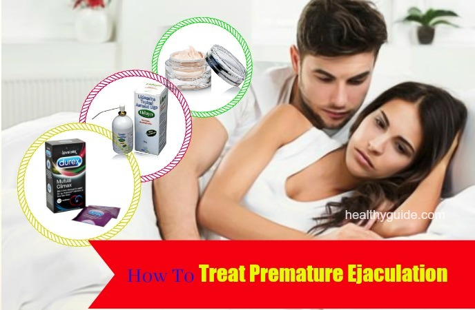 how to treat premature ejaculation