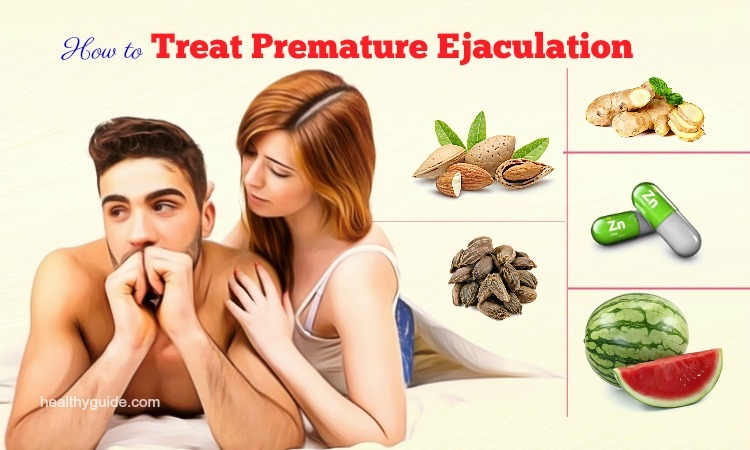 Treating premature ejaculation naturally