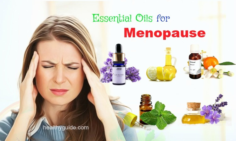 20 Essential Oils for Menopause Hair Loss, Insomnia, Fatigue, Itching, Dryness