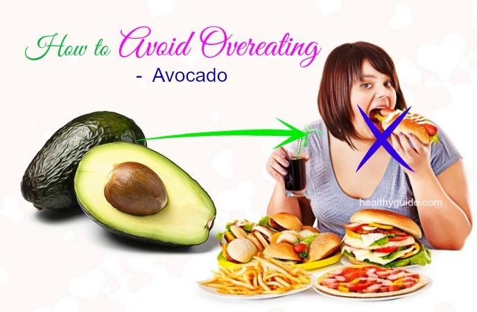 how to avoid overeating