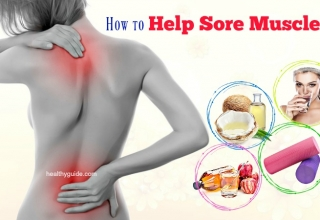 26 Tips How to Help Sore Muscles in Neck, Legs, Back, Arms, & Thighs