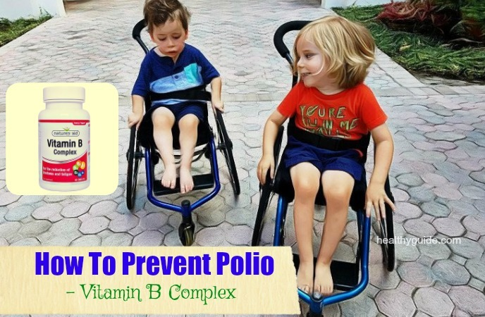 how to prevent polio