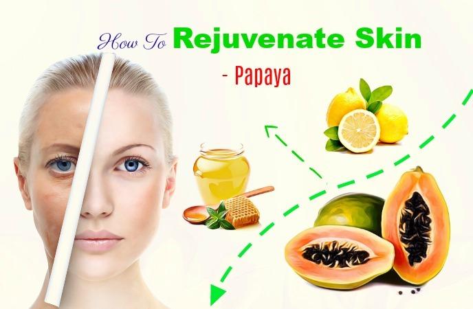 how to rejuvenate skin