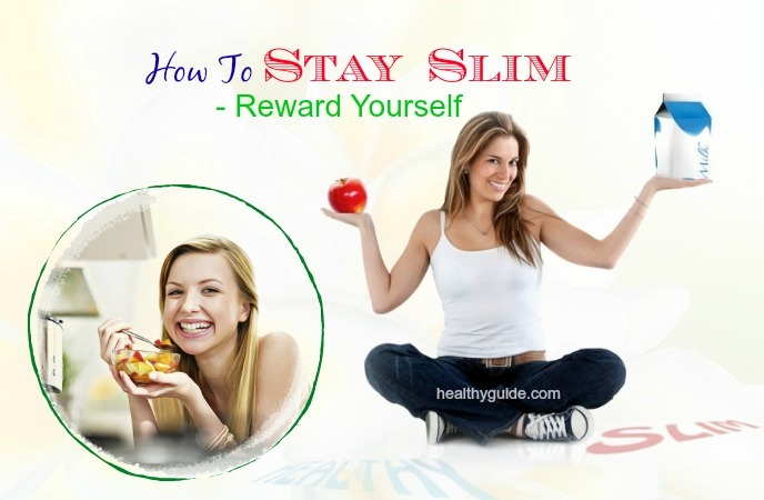 how to stay slim