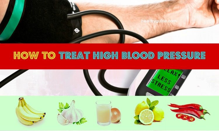 15 Tips How to Treat High Blood Pressure in Young Adults & Elderly Naturally