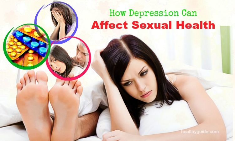 Check out How Depression Can Affect Sexual Health Right Here with Us!
