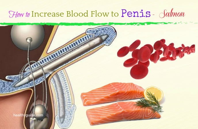 how to increase blood flow to penis