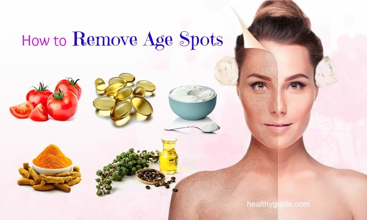 13 Tips How to Remove Age Spots on Face, Hands, Arms, & Legs Naturally