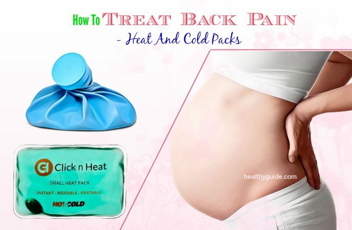 how to treat back pain