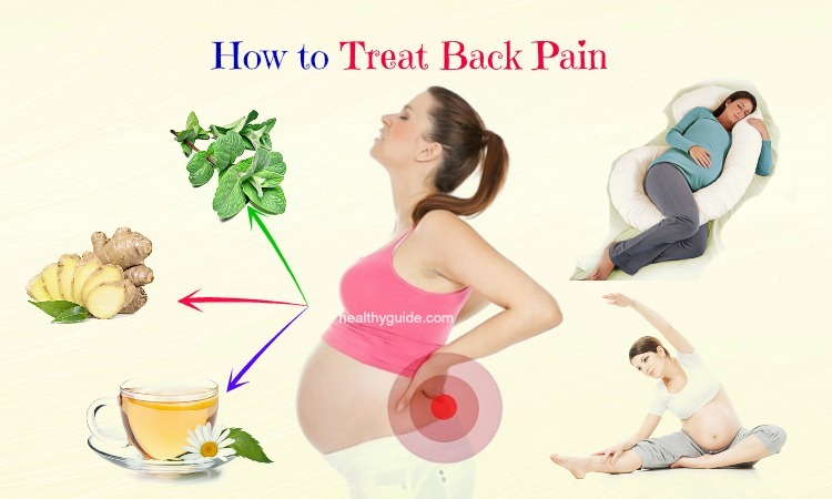 16 Tips How to Treat Back Pain after a Fall, while Pregnant, & During Periods