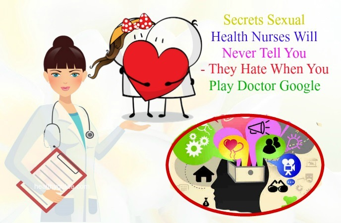 secrets sexual health nurses will never tell you