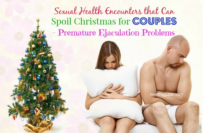 sexual health encounters that can spoil Christmas for couples