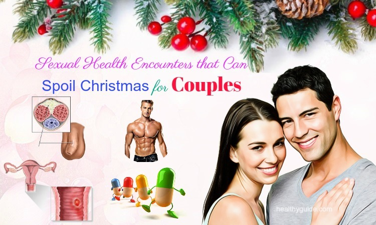 9 Common Sexual Health Encounters that Can Spoil Christmas for Couples