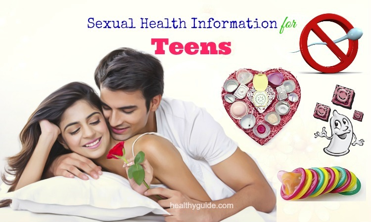 Sexual Health Information for Teens – Top 14 Tips for Teenagers