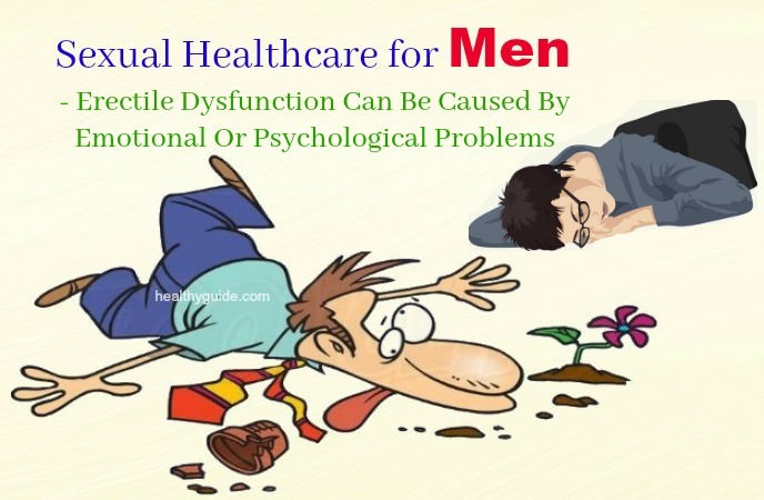 sexual healthcare for men