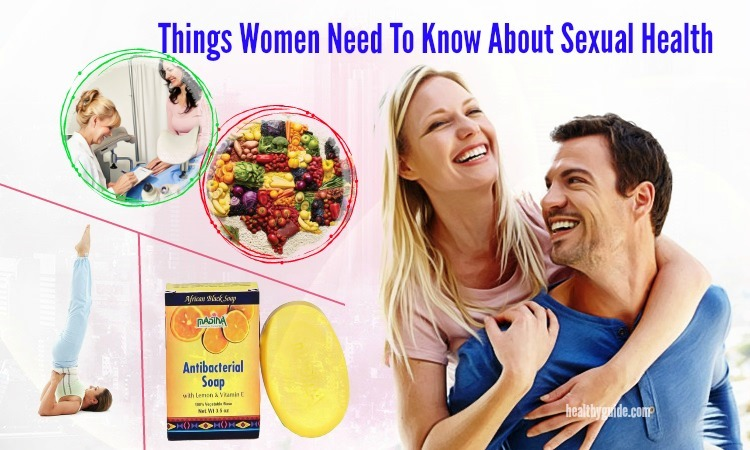 Top 37 Things Women Need To Know About Sexual Health