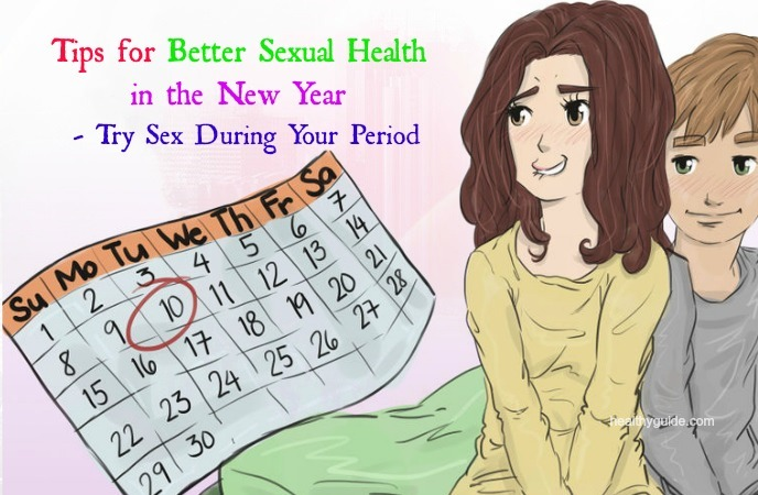 tips for better sexual health in the new year