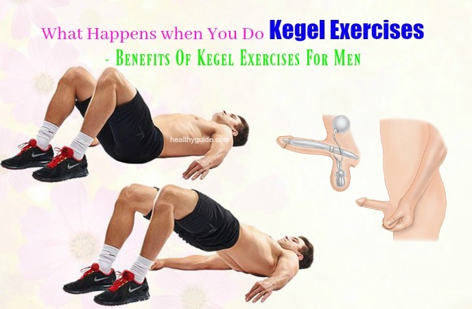 what happens when you do Kegel exercises