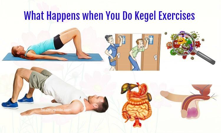 What Happens when You Do Kegel Exercises – 13 Benefits for Men & Women