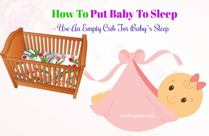 How to put baby to sleep