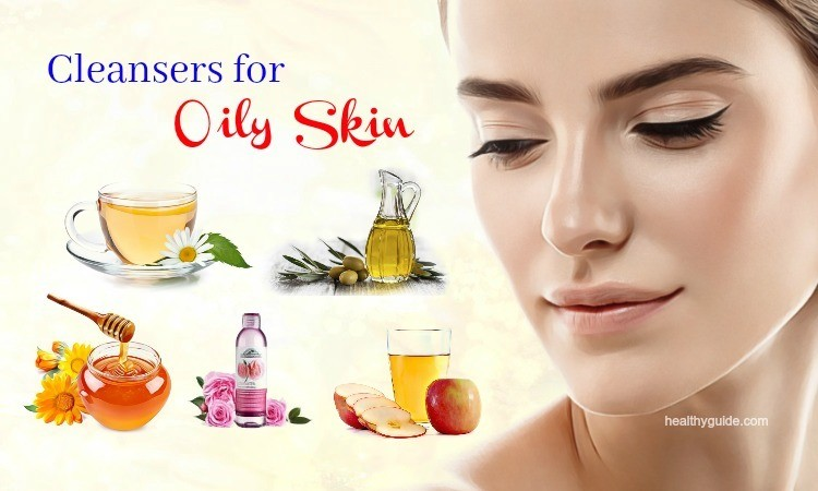 8 Best Natural Homemade Cleansers for Oily Skin and Large Pores