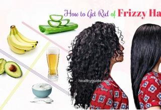 23 Tips How to Get Rid of Frizzy Hair Fast Naturally for Men & Women