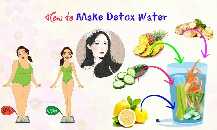 20 Tips How to Make Detox Water for Skin & Weight Loss at Home