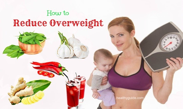 15 Tips How to Reduce Overweight and Obesity Naturally after Delivery in a Week