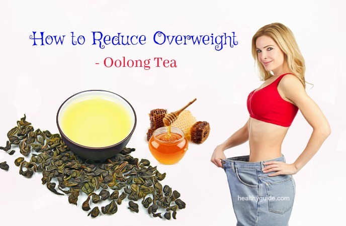 how to reduce overweight